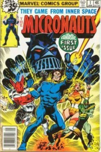 Micronauts by Bill Mantlo