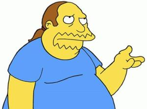 simpson comic book guy